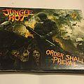 Jungle Rot - Tape / Vinyl / CD / Recording etc - Signed Order Shall Prevail CD