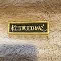 Fleetwood Mac - Patch - Fleetwood Mac Logo Patch
