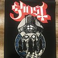 Ghost - Patch - Ghost Back Patch
