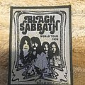 Black Sabbath - Patch - Black Sabbath Band Patch
