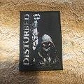 Disturbed - Patch - Disturbed 10,000 Fists Patch