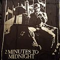 2 Minutes To Midnight Flag