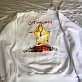 Satyricon Extremely Rare ShadowThrone White Sweater