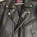 Black Sabbath - Battle Jacket - Black Leather