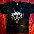 Septicflesh - TShirt or Longsleeve - Septic Flesh - The Mutilated Monarch