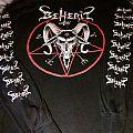 Beherit logo Long Sleeve TShirt or Longsleeve