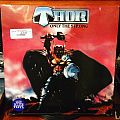 Thor - Only the Strong (Blue vinyl)