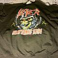 """Slayer """"Slaytanic 1991"""" Sweatshirt"""