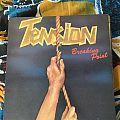 Tension - Tape / Vinyl / CD / Recording etc - tension  lp