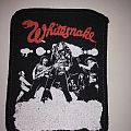 printed patch Whitesnake