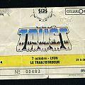 concert trust  17 juin 1989