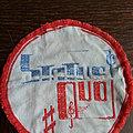 Status Quo - Patch - patch rond bordure rouge  de Status Quo