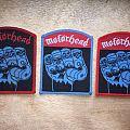 patch motorhead iron fist collection
