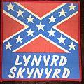 vintage printed patch LYNYRD SKYNYRD