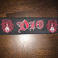 Dio - Patch - rare patch dio