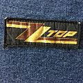 ZZ Top - Patch - patch zz top