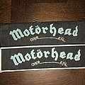 patch rare motorhead