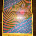 the doors 1967 Family Dog concert poster
