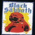 printed patch Black Sabbath