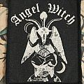 rare printed patch Angel Witch
