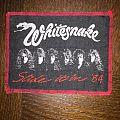 patch Whitesnake  SLIDE IT IN  84