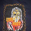 printed patch Quiet Riot