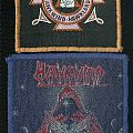 patch hawkwind tour 1982
