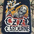 patch rare de Ozzy Osbourne