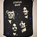printed patch Status Quo