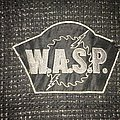 W A S P - Patch - patch wasp