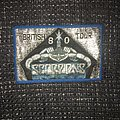 Scorpions - Patch - patch Scorpions tour 1980