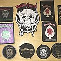 motorhead patch double