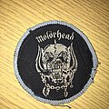 Motörhead - Patch - Motorhead grey border