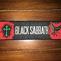 rare patch Black Sabbath