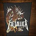 Metallica - Patch - back patch metallica