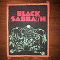 Black Sabbath - Patch - patch black sabbath