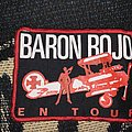 rare patch printed baron rojo