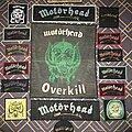 Motörhead - Patch - collection patch motorhead overkill