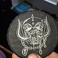 patch rond motorhead