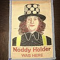 tres rare patch Noddy Holder