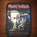 Iron Maiden - Patch - patch iron maiden