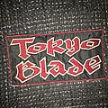 Tokyo Blade - Patch - patch Tokyo Blade