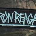 Iron Reagan Patch for formezzano