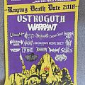 Raging Death Date 2018 Poster Other Collectable