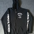 Haemorrhage - Hooded Top - Chronical Moshers Zipper