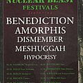 Benediction - Other Collectable - Nuclear Blast Festival Sticker