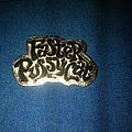 Faster Pussycat - Pin / Badge - Faster Pussycat pin
