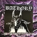 Bathory - s/t vinyl (Under One Flag '87)