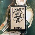 Legacy (pre-Testament) - Demo 1985 OG  Tape / Vinyl / CD / Recording etc