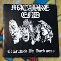 """Macabre End - Consumed By Darkness 7"""" Tape / Vinyl / CD / Recording etc"""